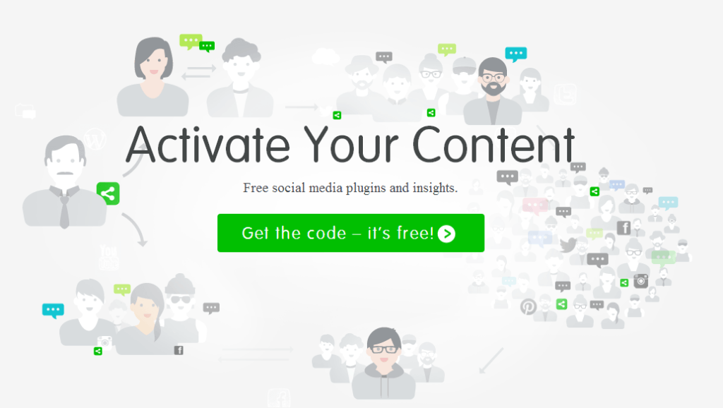 ShareThis is the leading social data platform of sharing tools